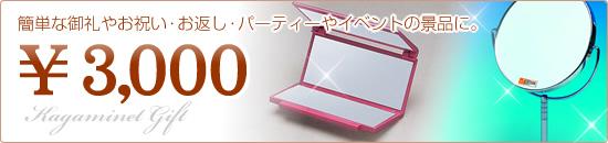3000円のギフトセット
